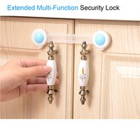 Wholesale Child Safety Lock Multi- function Protective Equipm...
