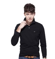 2018 Summer New Arrival Long Sleeve Shirt Men Fashion Brand ...