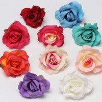 Wholesale bulk artificial flowers buy cheap bulk artificial bulk lots 10 colors rose fake flowers silk mightylinksfo