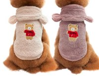 New pet clothes for autumn and winter, teddy bear, small dog...