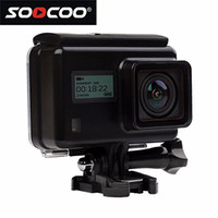 16GB TF Card+ SOOCOO@ S200 20MP HD 4K Sports Action Camera 2...