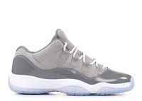 Kutu 2018 Erkek ve Bayan Basketbol Ayakkabıları ile 11S XI Sneakers Erkekler Spor Ayakkabılar Gri Düşük Soğuk US5.5-12