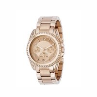 Women' s Watch 5263 Blair Colour Rose Gold Crystal Chron...