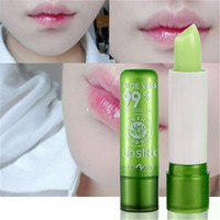 New Natural 99% ALOE VERA Moistourizing Lips Batom Jelly Lip...