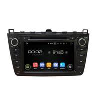 Автомобильный DVD-плеер для Mazda 6 Ruiyi 2008-2012 8Inch 2GB RAM Andriod 6.0 с GPS, Bluetooth, радио
