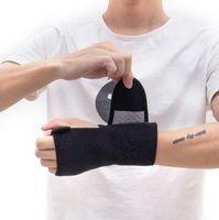 1pcs pratique Brace soutien du poignet à la main solide Noir utile Splint Entorses arthrite sanglage Carpal Tunnel
