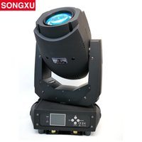 200W LED Moving Head Light Beam Spot Wash 3in1 Light para DJ Disco Boate Party / SX-MH200A