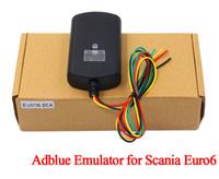 Adblue Emulator for Scania Euro6 Adblueobd2 Emulator لـ Scania Truck Diagnostic with NOX Sensor
