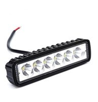 IP68 LED Work Light Bar Spotlight Flood Lamp 18W 12V Driving...
