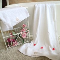 4G Letter New Towel Fashion Brand Hotel Women And Men Bath T...