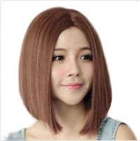 Perruque de cheveux perruque + casquette