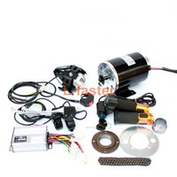 500W Electric Scooter Brush Conversion Kit With Headlight DI...