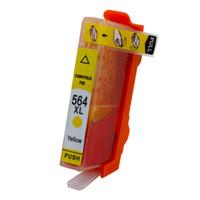 HP Yazıcılarla Uyumlu Mürekkep Kartuşları 564 564XL Photosmart D5445 D5460 C6340 C6350 5515 5520 C309a C309g B209a 3070A Yazıcı Mürekkepleri