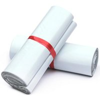 White Color Self- Adhesive Poly Mailer Mailing Post Envelope ...