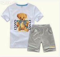 Neonato Neonato Abbigliamento di marca Abbigliamento da ragazzo Set Bambini  attivi Tuta sportiva Abbigliamento per bambini ad5d535f693