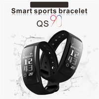 QS90 Sport Wristband Blood Pressure Smart Bracelet Heart Rat...