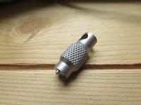 ارتفاع Quatily مخصص ستردير PT الطي سكين التصنيع باستخدام الحاسب الآلي مسامير الفولاذ المقاوم للصدأ محور التخريش وجع أدوات أجزاء