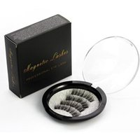 Magnetic Eyelashes 3D Handmade Mink Reusable Magnet False Ey...