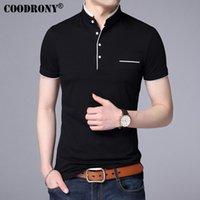 T-shirt en coton à manches courtes en coton normal pour hommes Printemps-Été Nouveau Top Hommes Marque Vêtements Slim Fit Coton T-shirts