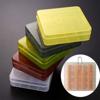 high quality battery storage containers plastic box case cea...