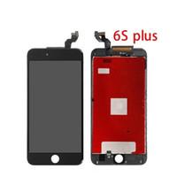 per iPhone 6Splus schermo di assemblaggio Risoluzione Risoluzione 1334 * 750 Schermo capacitivo Schermo LCD Pannelli Cell Phone Touch Panel