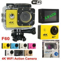 "4K Sports Camera HD Action 2"" WIFI Diving 30 Meter Wate..."