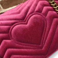 LVLOUISBAGVITTONLV Box 2021 Velvet Girl Zog0 Handbags Women Bag Designer Small Messenger Velour Bags Feminina NEW ARRIVED Com Ccpa
