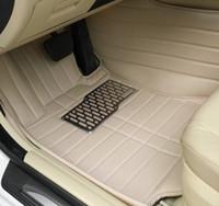 Tapis de plancher de voiture personnalisés spécialement pour Mercedes Benz Viano Vito V Classe W639 W447 R Classe W251 Tapis de haute qualité Tapis 3D - Bon