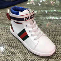 F 2019 Autumn Baby boy Shoes First Walker Lace- up T- tied sol...