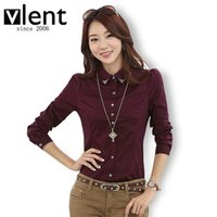 2016 new autumn for women' s Spring shirts 3color Plus si...