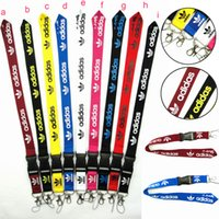 Cell Phone Sport Clothes Lanyard Key Chain Necklace Work ID ...
