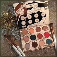 (in stock)New arrive makeup ColourPop dream st eyeshadow pal...