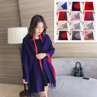 Women' S Scarves Warm Fashion Autumn Winter Scarf Shawl ...