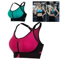 Girls Sexy Underwear One Shoulder Yoga Bra Gym Fitness Tank ...