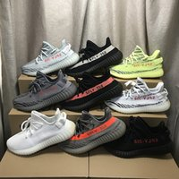 2018 350 V2 ICE YELLOW F36980 Mens Womens Top Sneaker Shoes ...