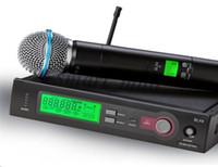 Microphone sans fil de haute qualité avec le meilleur microphone sans fil de performances audio clair et clair