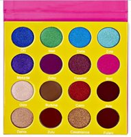 (in stock)new arrive hot makeup Masquerade 16 color Eye shad...