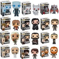 Funko POP Models Action Figurines Toys Game of Thrones Anime...