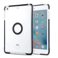 For iPad Mini 1 2 3 Case Flexible Soft Transparent TPU Back ...