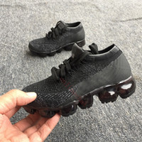 2018 Vapormax Childrens Athletic Shoes Kids Boys Basketball ...