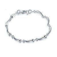 Mode Silber Explosion Armband Schmuck, europäischen und amerikanischen kreative Wassertropfen Armband, Charme Freundschaft Mädchen Schmuck Zubehör wer