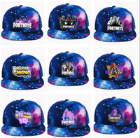 Fortnite baseball Caps starry sky stars Teenager boys baseba...