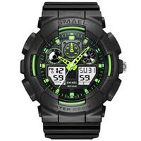 SMAEL Sport Men Digital Watch Men Dual Display Waterproof Wrist Wristwatch  Army Male Clock Relogio Masculino Hodinky 41