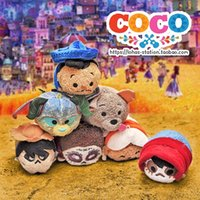 New TSUM TSUM Coco Series Mini Stuffed Toy Miguel Plush Doll...