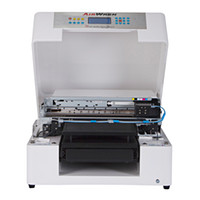 Airwren A3 DTG inkjet flatbed t- shirtbags printer with CE