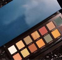 En stock! Famous Brand Matte Makeup Palette Ombre à Paupières De Couleurs 14 et de Haute Qualité