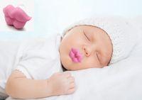 Chupetes para bebés, nueva novedad divertida novedad bebé niño dummies maniquí niple chupete niño chico chico