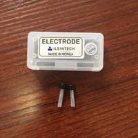 original ILSINTECH EI-19 Elektrode für Swift-F1 Swift-F3 KF2A Fiber Fusion Spleißgerät Faserspleißmaschine Elektroden 1 Paar