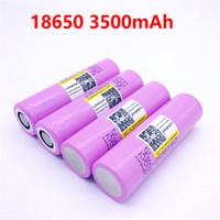 samsung 18650 3500mAh 13A deşarj INR18650 35E INR18650-35E 18650 pil Li iyon 3.7V şarj edilebilir pil için liitokala