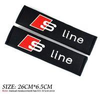 Auto Car Styling Reine Baumwolle TascheFür Audi S Linie SLine A4 B6 A6 C7 A3 8V B8 A6 C5 B7 B6 C6 Q5 A5 Zubehör Cotton Car-Styling